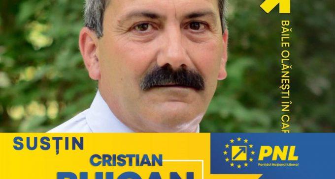 Iulian NIȚĂ: ,,BĂILE OLĂNEȘTI, UN ORAȘ MODERN ȘI DEZVOLTAT