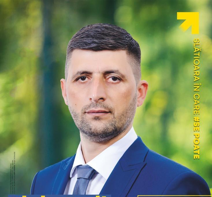 """Emil Liviu Terteci: """" Primar pentru toţi"""""""