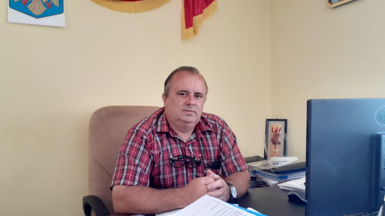 Ion Streinu şi-a adjudecat, fără emoţii, al doilea mandat de primar