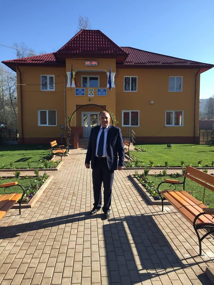 """Gheorghe Dumbravă: """"Va mulțumesc pentru încrederea și susținerea exprimată"""""""