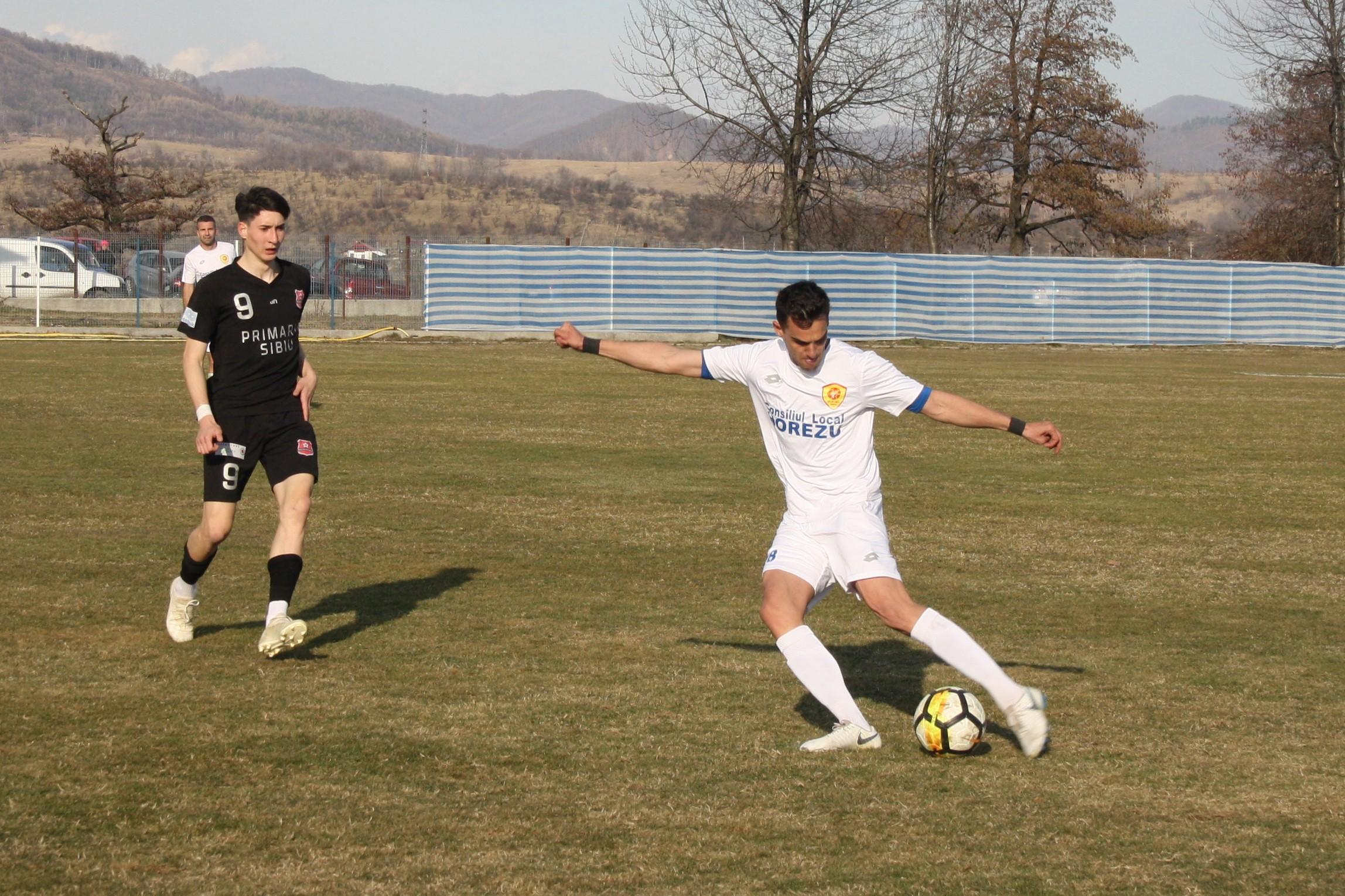 Jocul Deva-Horezu, amânat pentru  4 noiembrie