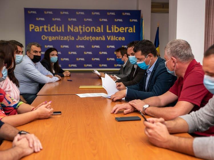 A fost semnat protocolul de colaborare locală între PNL și Alianța USR PLUS
