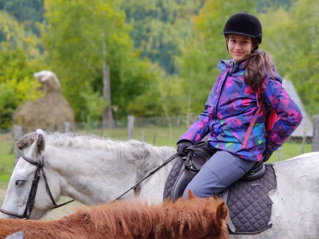 Echitaţie turistică pe munţii judeţului Vâlcea