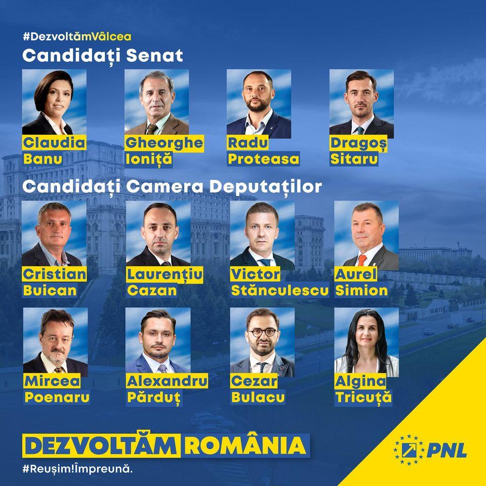 """PNL VÂLCEA: """"Votul este expresia puterii cetăţenilor"""""""