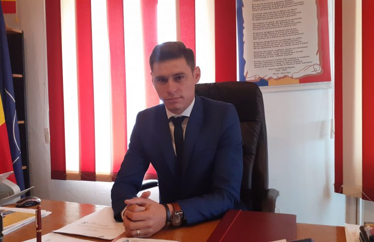 Viziunea noului primar al comunei Şuşani, Daniel Tudor, pentru dezvoltarea și modernizarea localității la început de an