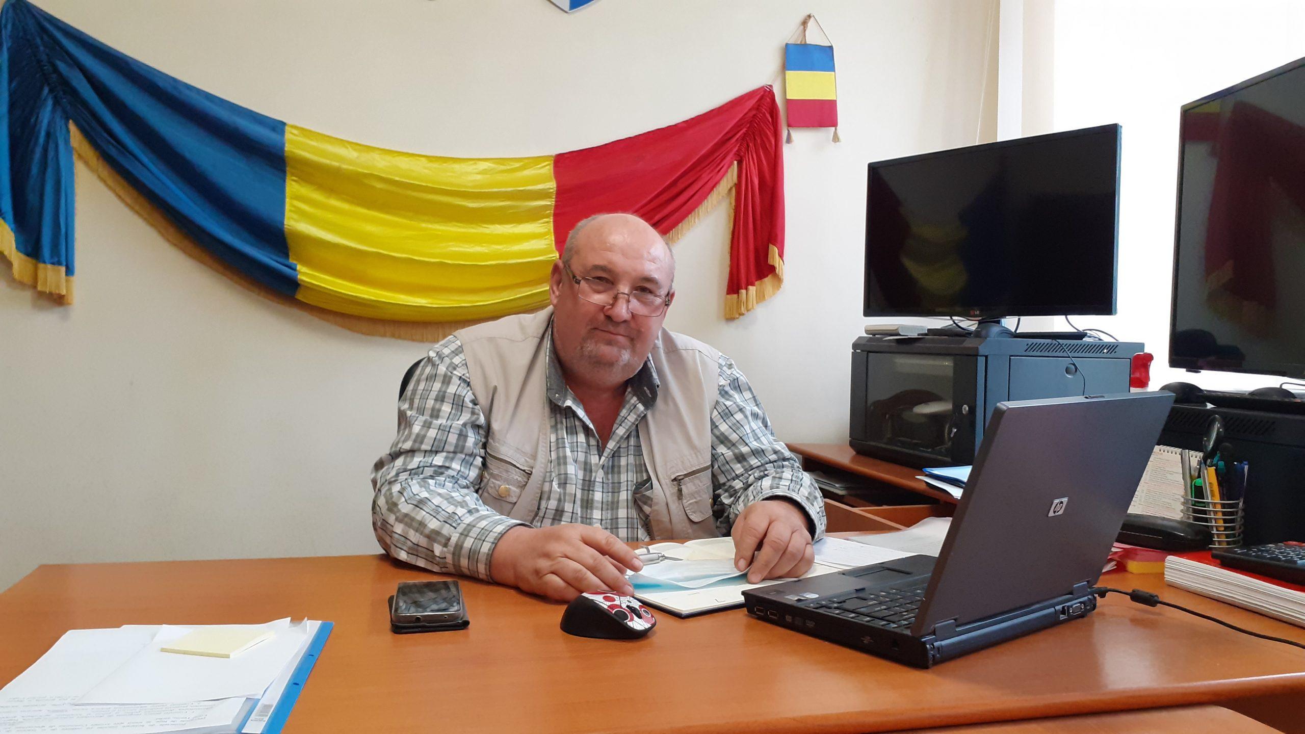 La Tetoiu, Viorel Herăscu vrea gaz metan în comună, cu bani europeni