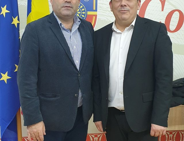 Viceprimarul comunei Bujoreni  rămâne, pentru următorii 4 ani, tot Octavian Trușcă
