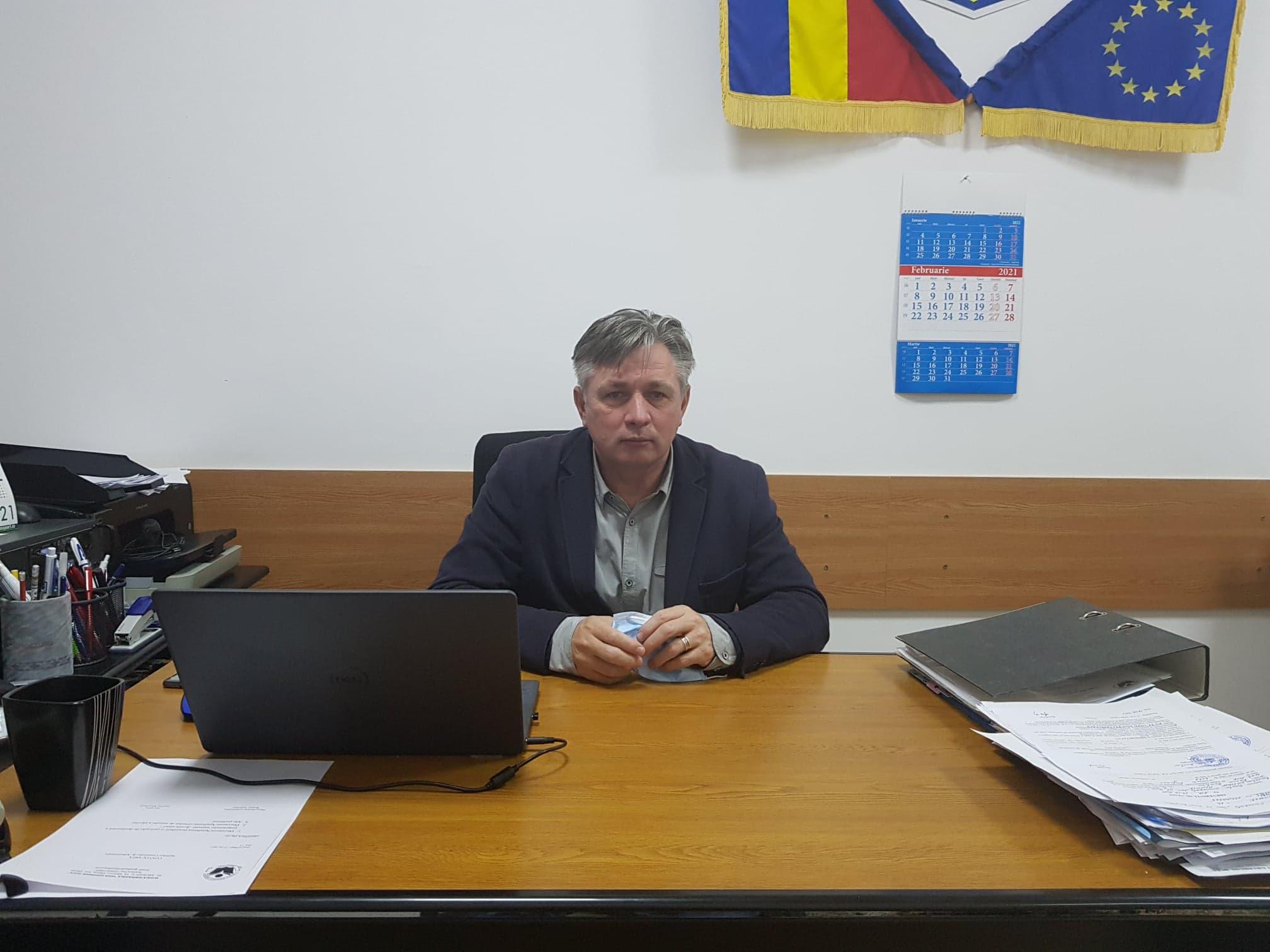 Aurelian Roșca revine pe bancă și merge la Buzău!