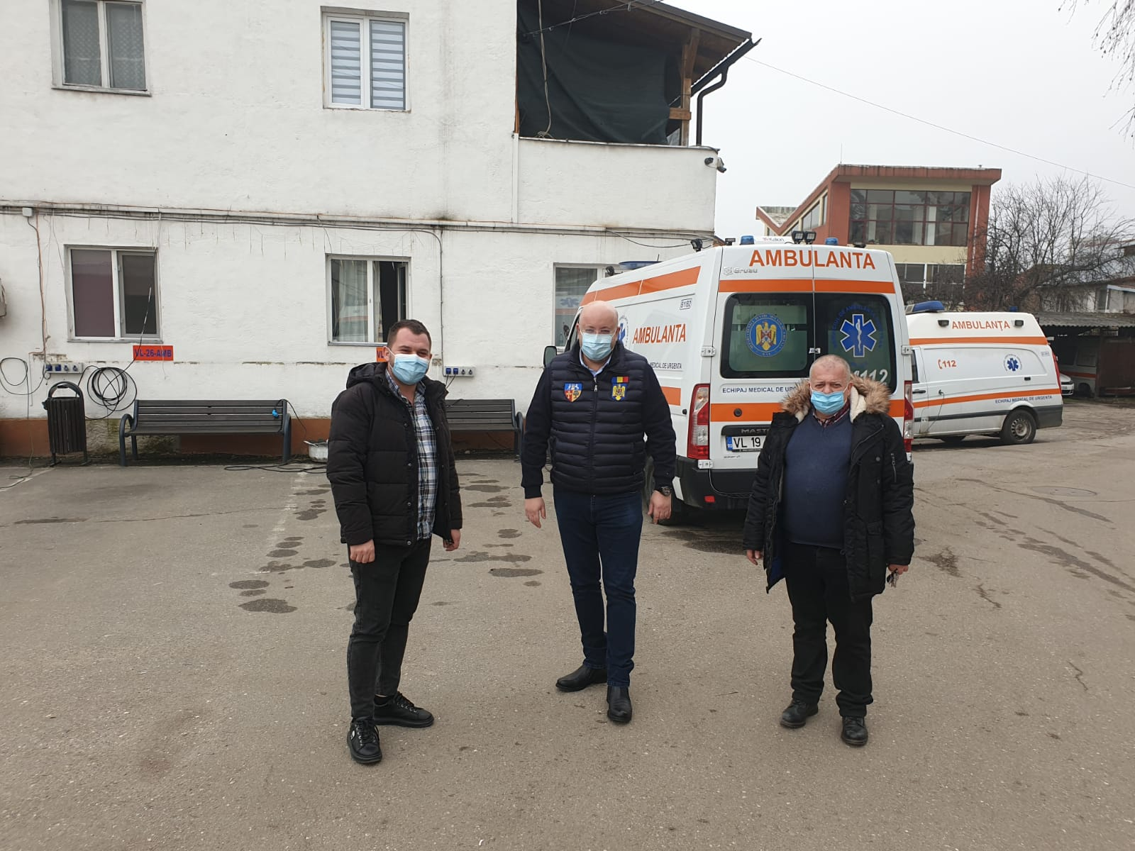 Consiliul Județean va moderniza clădirea Serviciului de Ambulanță