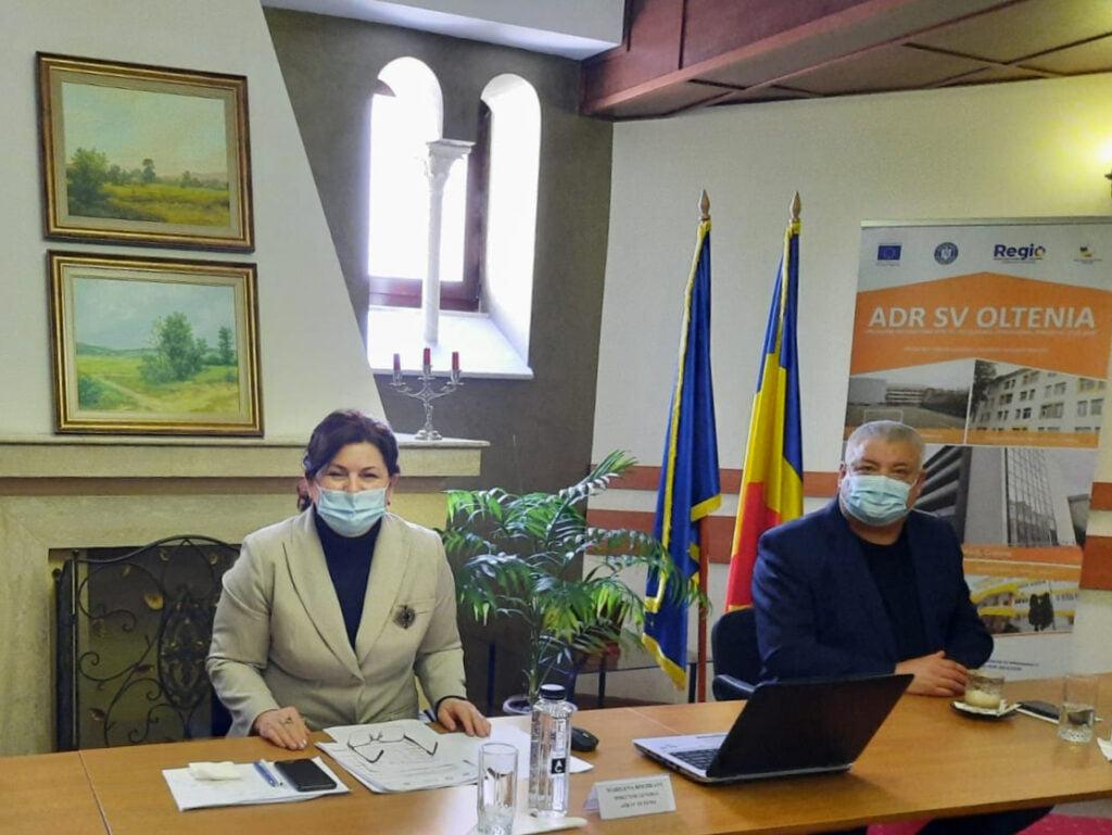 Fonduri europene pentru dezvoltarea orașului Brezoi, prin POR 2014-2020