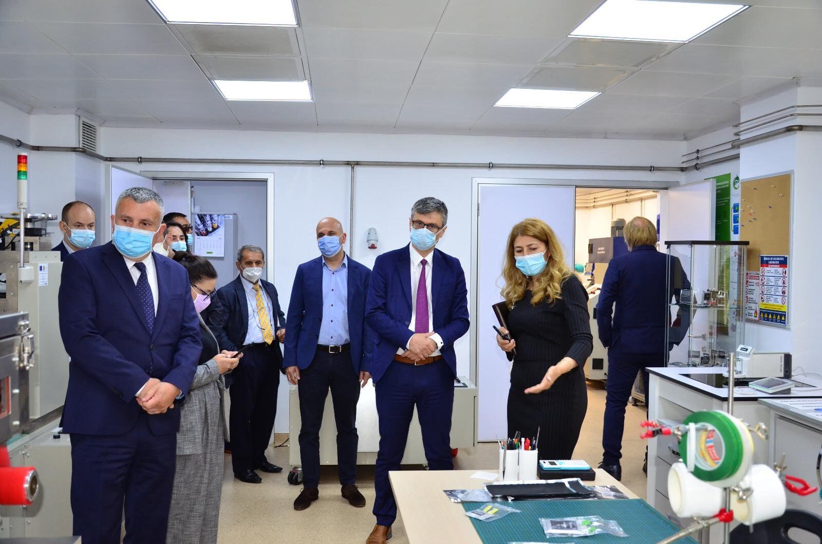 Ministrul Energiei, vizită la Râmnicu Vâlcea