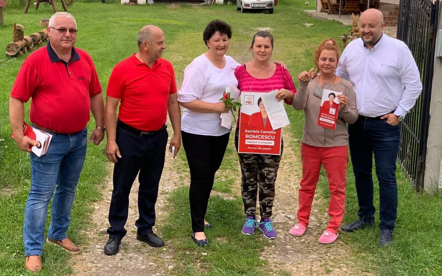 """Daniela Camelia Romcescu: """"Mulţumim tuturor pentru sprijinul şi încrederea acordată"""""""