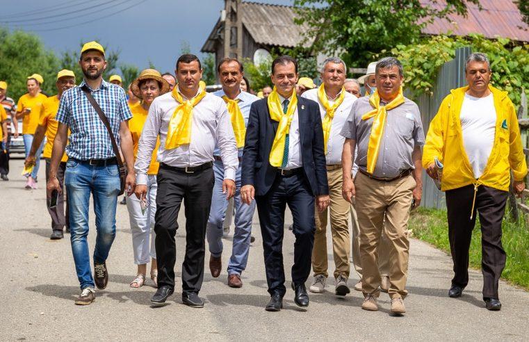 Ludovic Orban, prezent la alegerile interne din PNL Rm Vâlcea