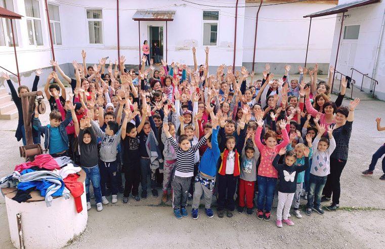 Pentru copiii de la Pietrari, viitorul chiar sună bine