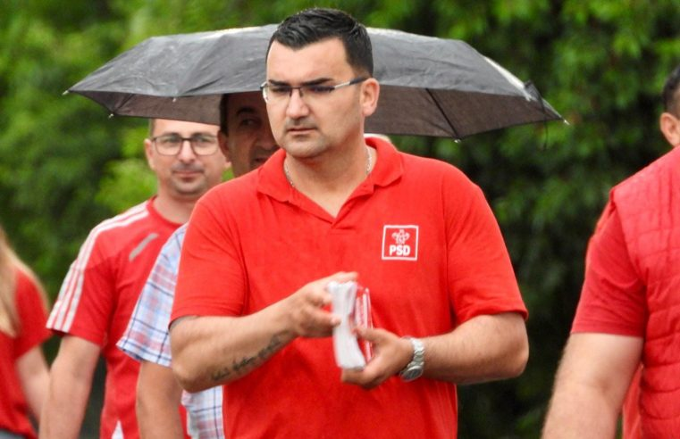 Planuri şi proiectele primarului Mihai Blejan