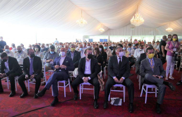 Deputatul Cristian Buican a câştigat detaşat preşedinţia Organizaţiei Judeţene a PNL Vâlcea