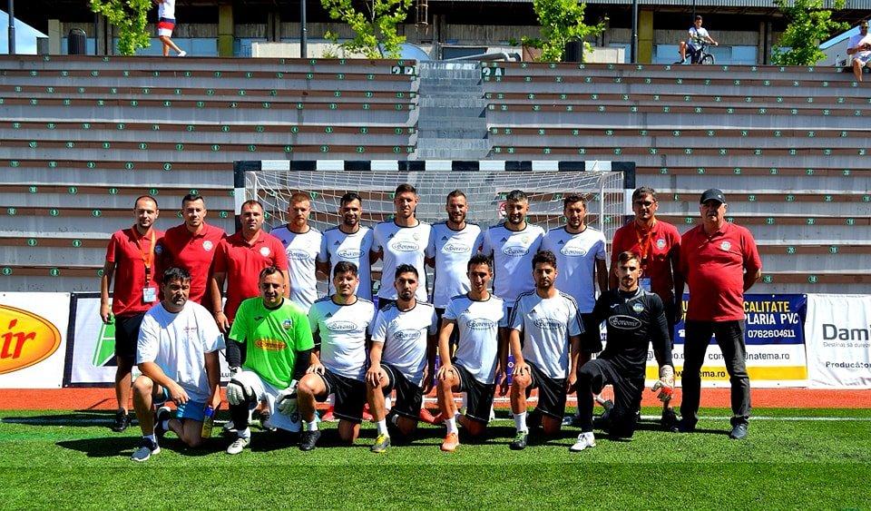 FC Boromir, stopată în sferturi la Campionatul Național de minifotbal