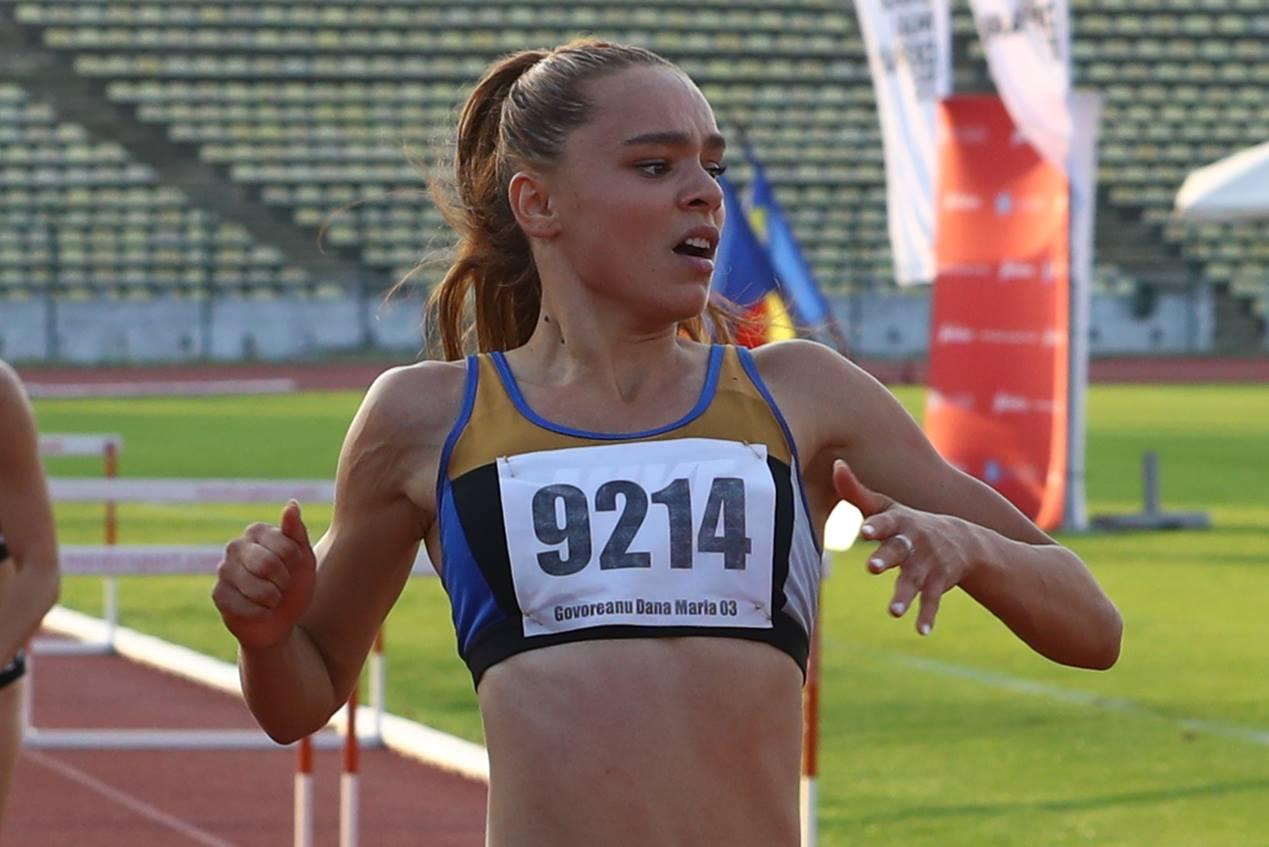Vâlcencele Dana Govoreanu și Teodora Ungureanu sunt campioane naționale