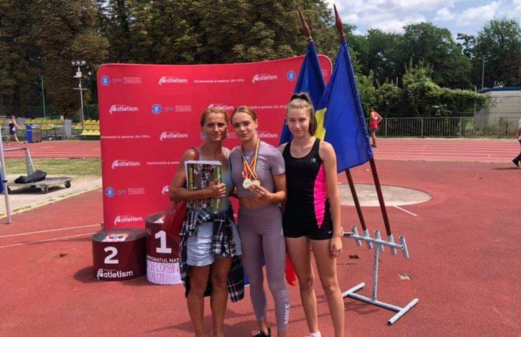 Trei medalii pentru Dana Govoreanu la probe combinate