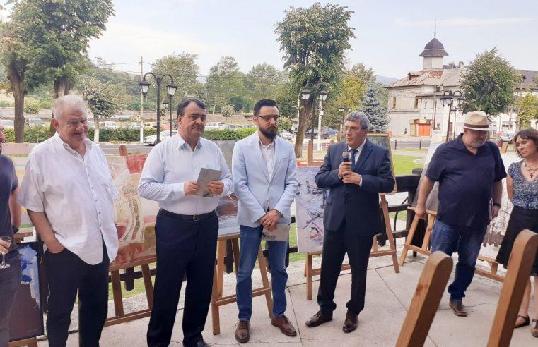 Eveniment cultural cu tradiţie: taberele de teatru şi pictură au revenit la Călimăneşti