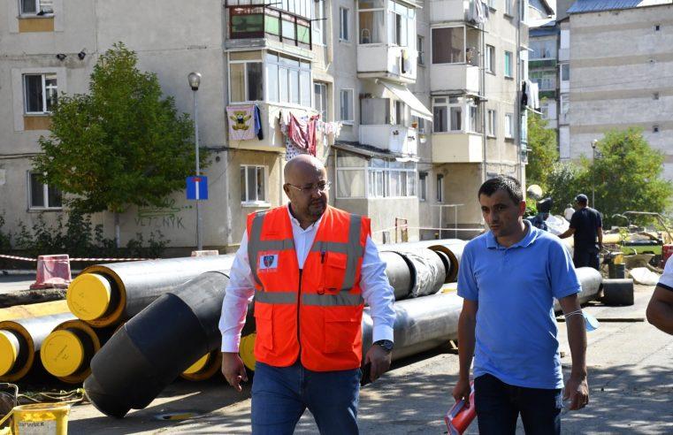17 milioane de euro, pentru reabilitarea rețelei de apă caldă din Râmnic