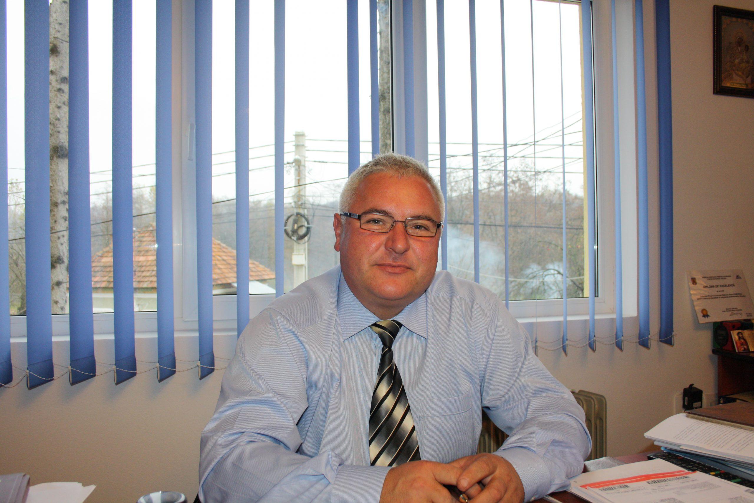 """Sorin Romcescu: """"Vom dezvolta Slătioara din punct de vedere turistic, pentru că avem potenţial"""""""
