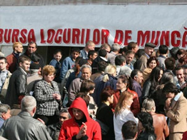 Bursa locurilor de muncă, pe 7 aprilie