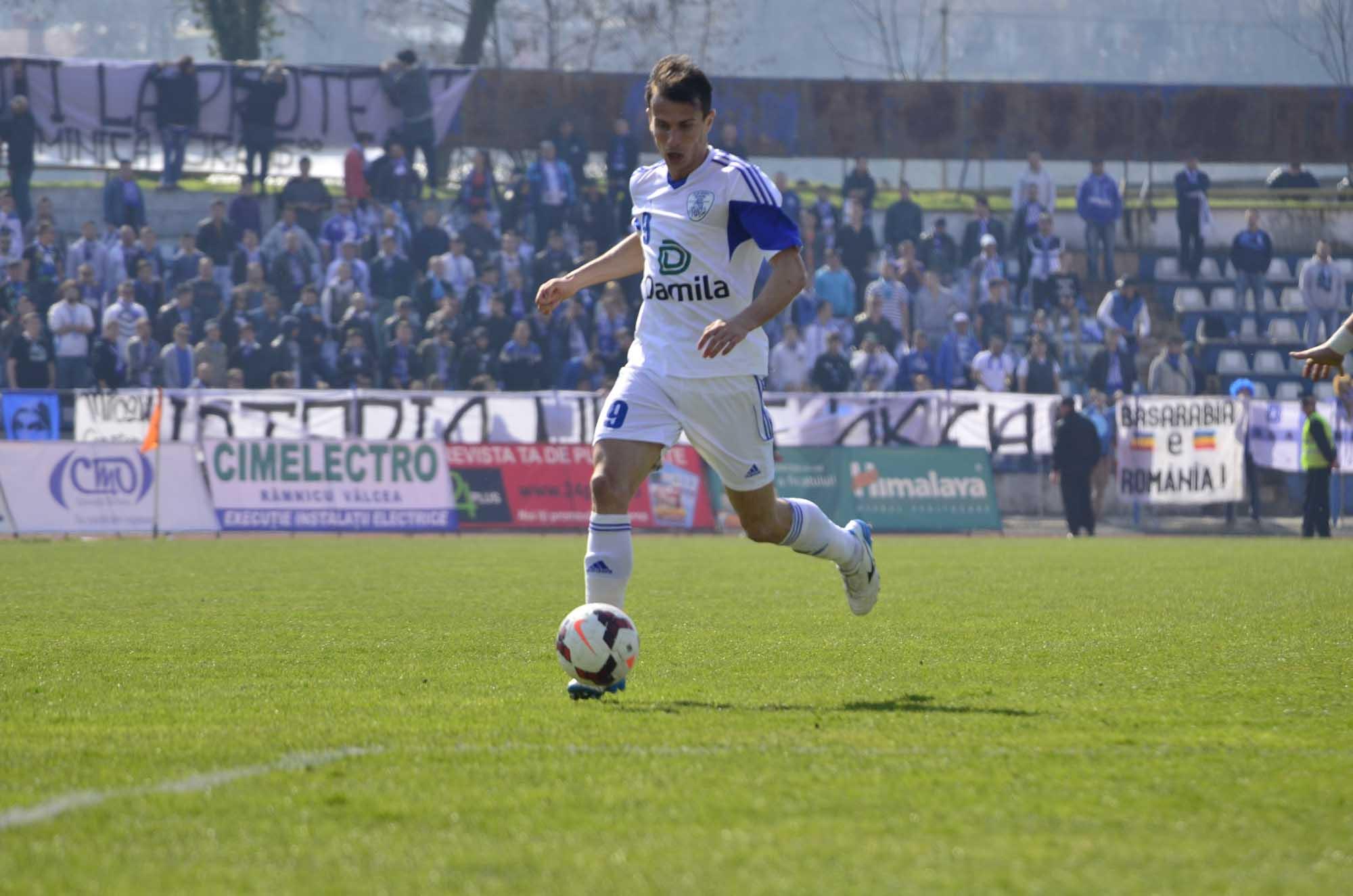 Adi Popa, cel mai tânăr antrenor!