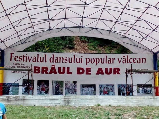 """Pe 8 septembrie, """"Brâul de aur"""" de la Bărbăteşti marchează cea de-a 46-a ediţie"""