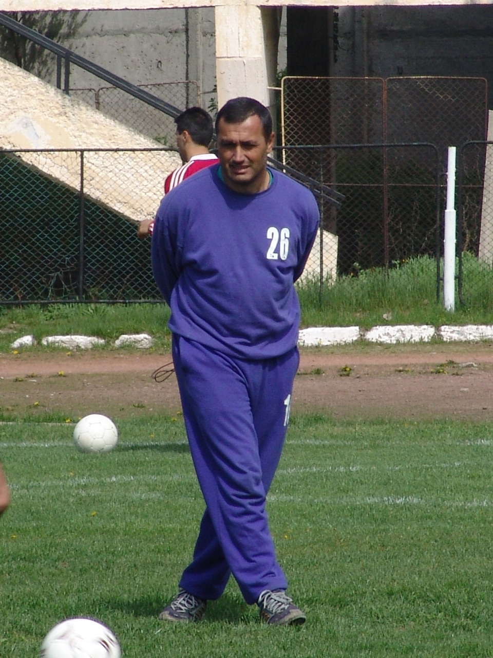 Vasile Ilinca, dorit la Horezu!