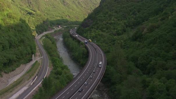 În cel mai optimist scenariu, construcţia autostrăzii Sibiu-Piteşti începe în 2020. Lucrările pe teritoriul judeţului Vâlcea nu încep însă prea curând
