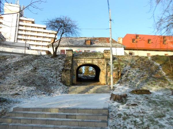 Cetăţuia din Cluj Napoca, o fortificaţie importantă a municipiului