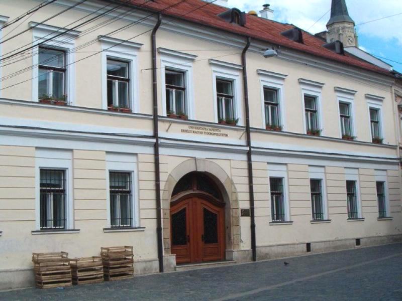 Clădirea primei tipografii din Cluj Napoca merită vizitată