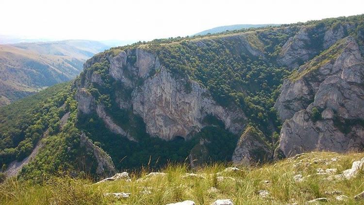 Cheile Turenilor, un loc prea puţin cunoscut de turişti