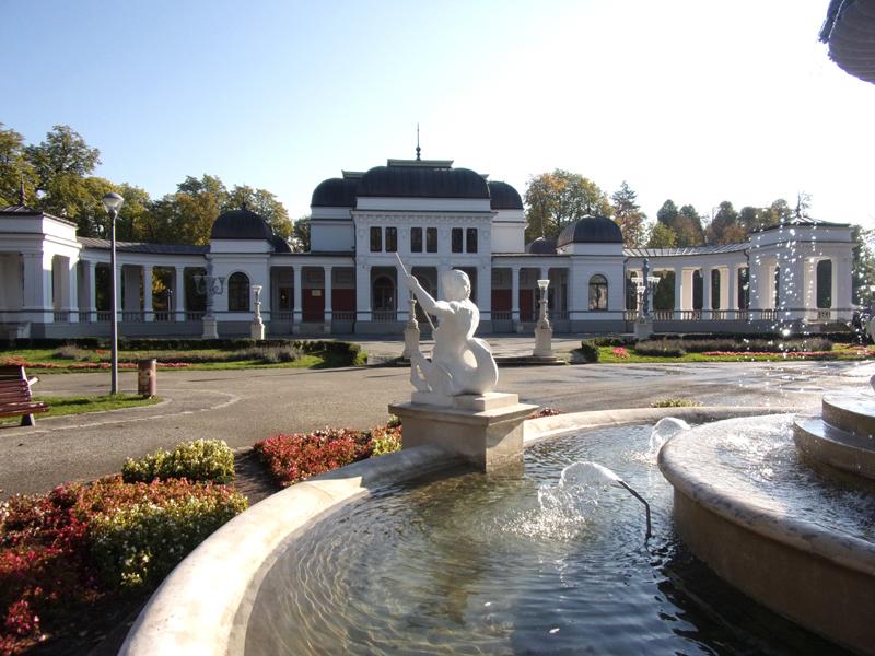 Parcul Central din Cluj, un loc perfect pentru promenadă