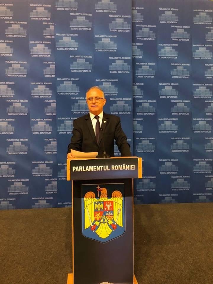Vasile Cocoș, cooptat membru în Comisia comună specială a Camerei Deputaților și Senatului pentru controlul execuției bugetelor anuale ale Curții de Conturi a României