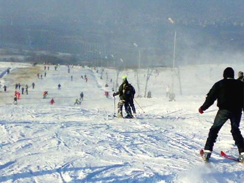 Locuri unde se poate schia, la Cluj