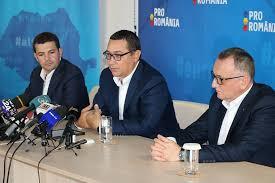 Partidul lui Victor Ponta și-a deschis filială şi în judeţul Vâlcea