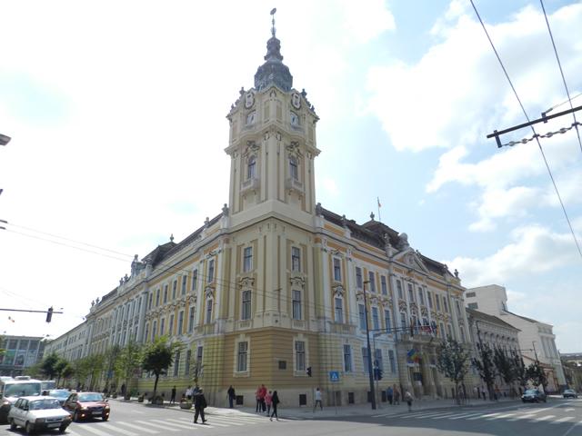 Principalele instituţii publice din Cluj îşi au sediul în clădiri emblematice pentru oraş