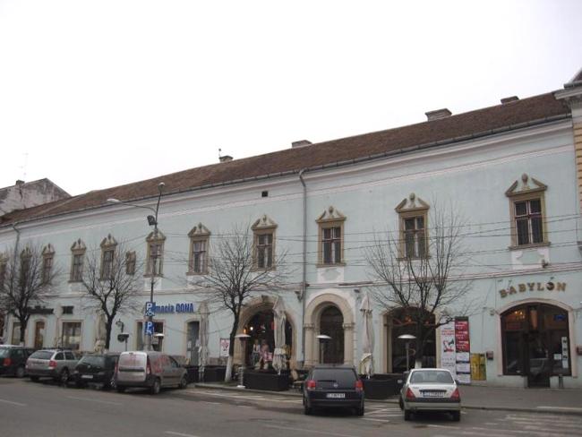 Casa Parohiei Romano-Catolice, una dintre cele mai vechi clădiri ale Clujului
