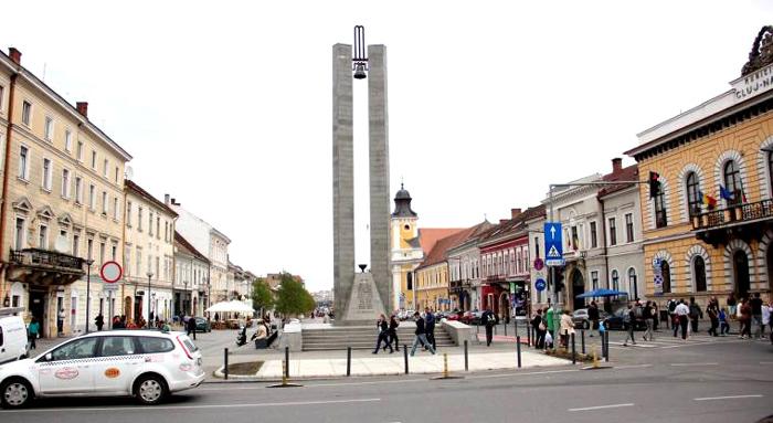Monumentul Memorandiştilor reflectă o filă neagră din istoria Transilvaniei