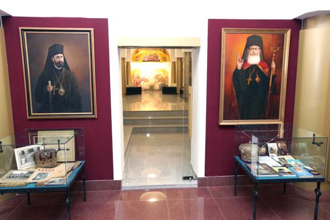 Muzeul Mitropoliei, locul de veci al episcopilor ortodocşi ai Clujului