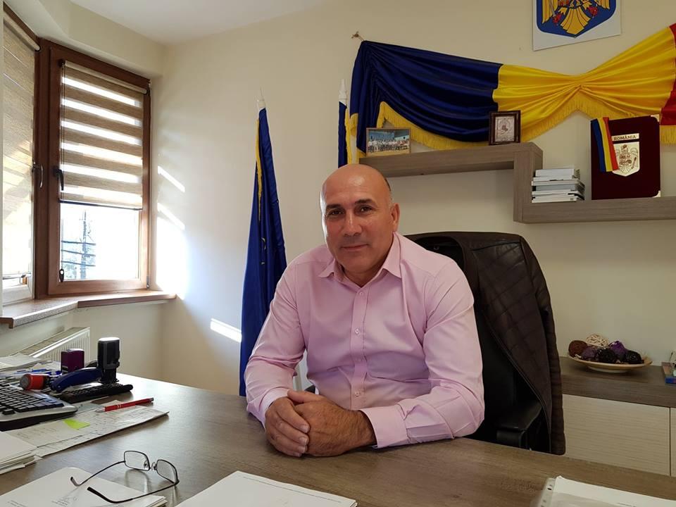 """Ion Vlădulescu: """"Am promis că Budești va fi o localitateeuropeană şi aşa va fi"""""""