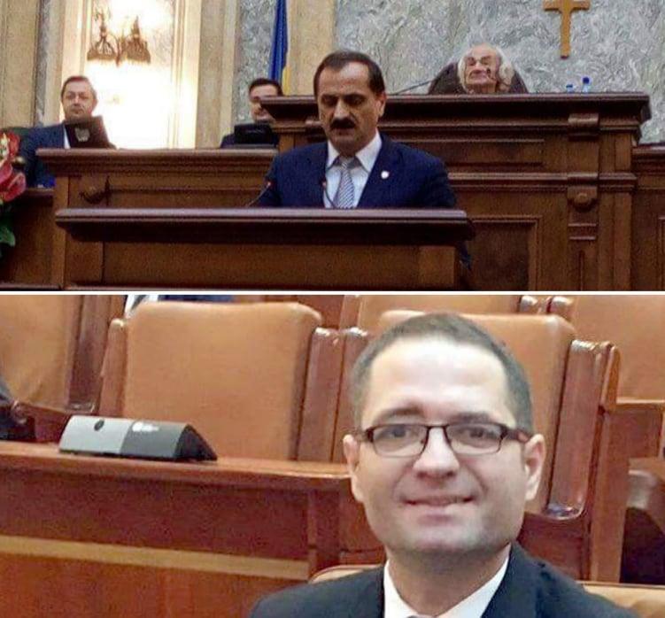 Parlamentarii vâlceni, prea mărunţi pentru vremuri atât de tulburi