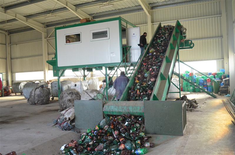 Investiţia care bate pasul pe loc: Staţia ecologică a deşeurilor de la Roeşti, blocată în studii de fezabilitate