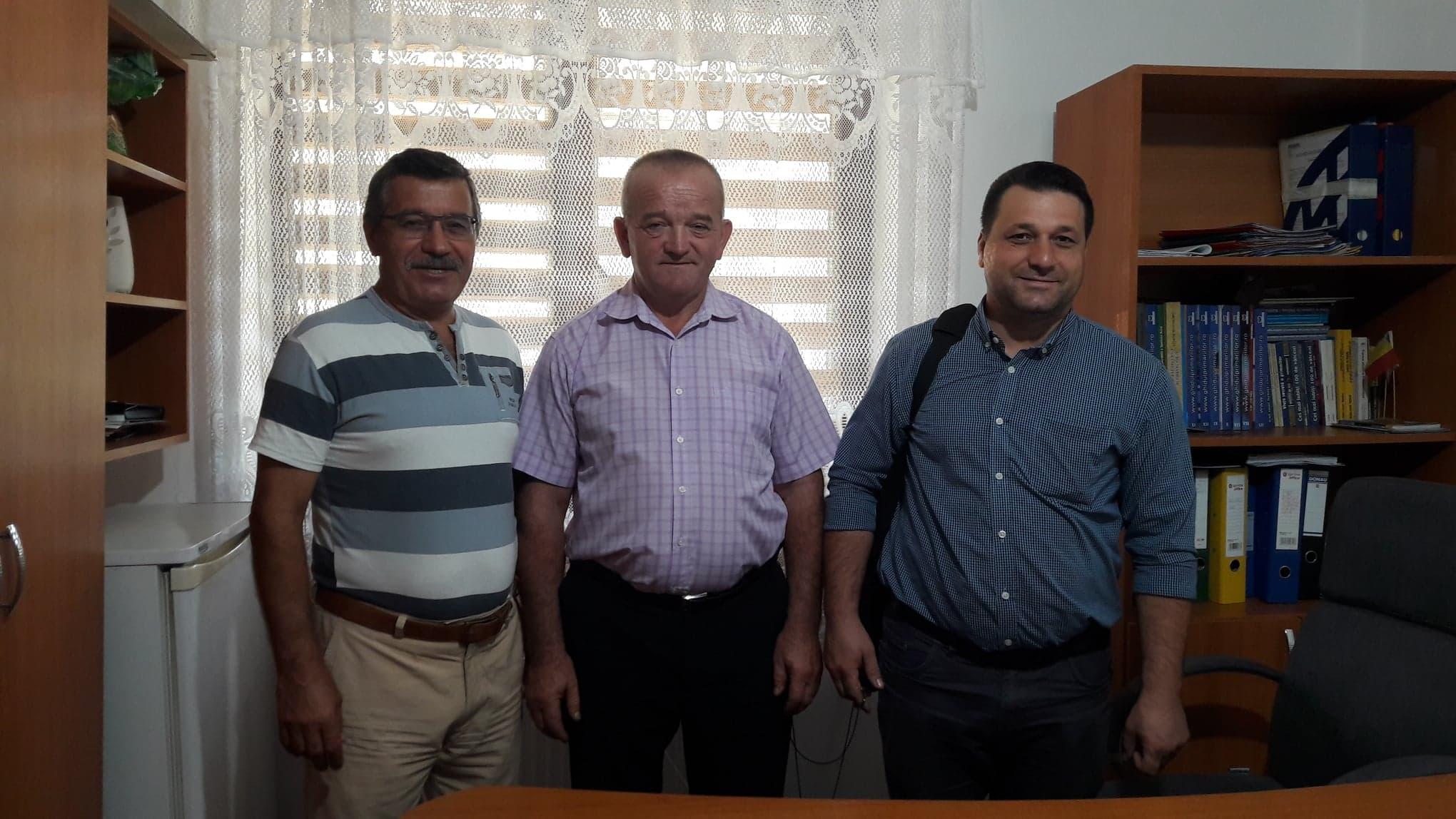 Administraţia locală din Goleşti a identificat fonduri pentru consolidarea satului Blidari