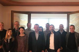 Reprezentanții Autorității de Management POIM, în vizită de lucru în județul Vâlcea