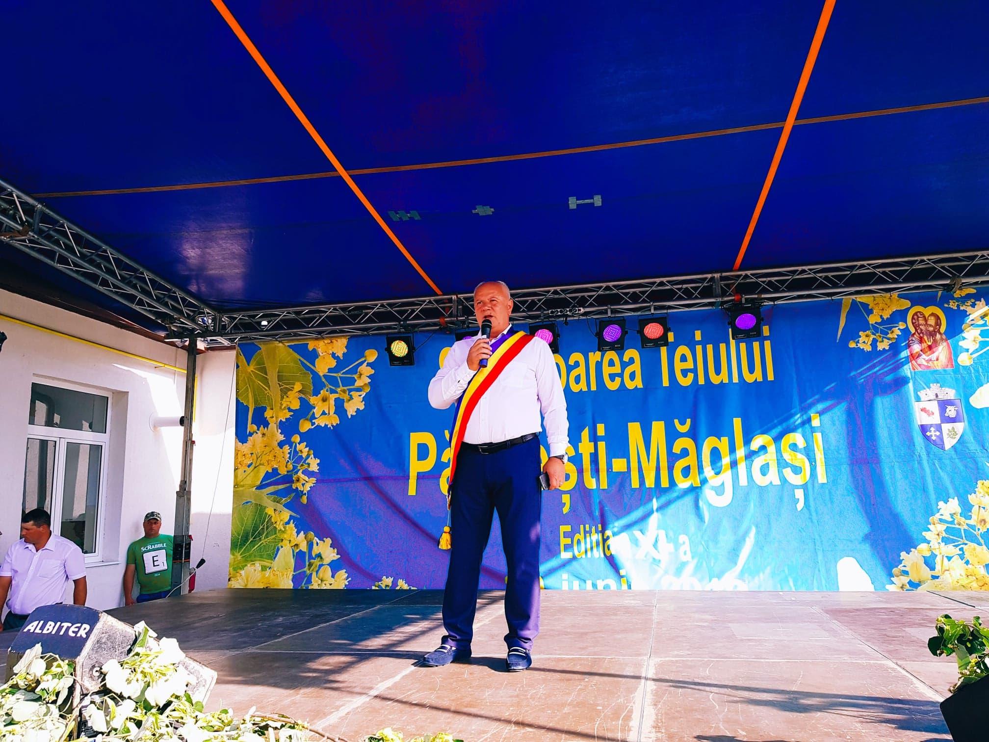 Alexandru Dediu, un primar care a semănat încredere trei mandate