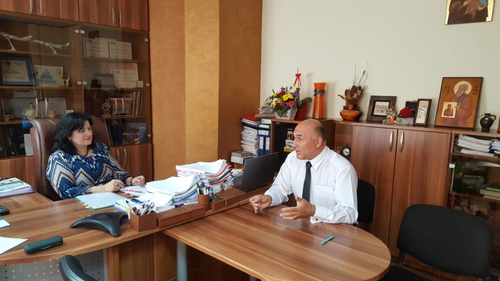În comuna Budeşti se va realiza o importantă investiție  în domeniul educaţional.