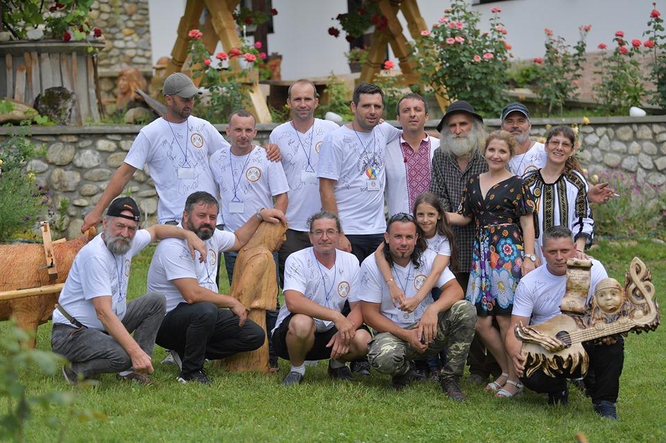 """O nouă ediţie a Festivalului Naţional al Sculptorilor cu """"Drujba"""" va avea loc la Vaideeni, în perioada 25 iulie-1 august"""